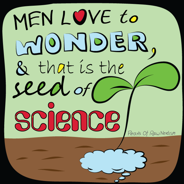 Seed of science