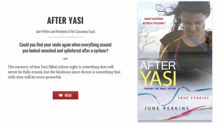 Thumbnail for After Yasi Blog Tour