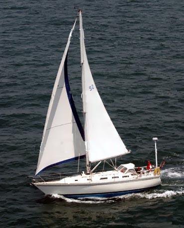 Home Pearson 36 A Fine Vessel