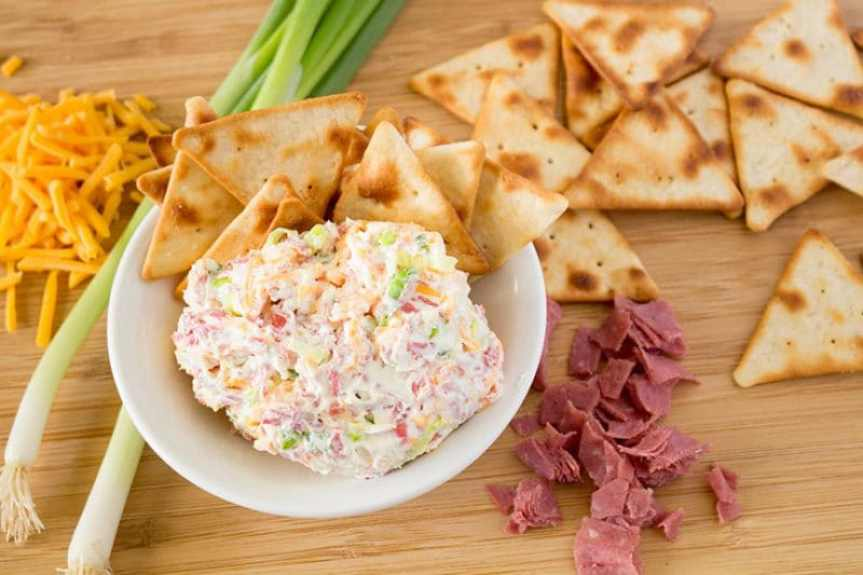 Party Cheese Spread