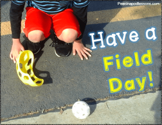 field day http://peasinapodlessons.com/have-a-field-day/