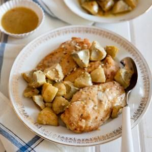 chicken artishoke
