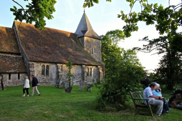 Peasmarsh Church