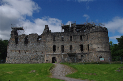 Travels in Scotland – Back on The Castle Trail (5/6)