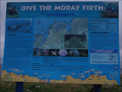 Travels in Scotland – Rosehearty on the Moray Firth (5/5)
