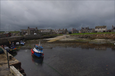 Travels in Scotland – Rosehearty on the Moray Firth (2/5)