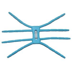 suport paianjen albastru