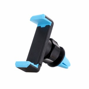 suport universal telefon ventilatie albastru