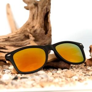 Ochelari de soare Bobo Bird cu lentila portocalie
