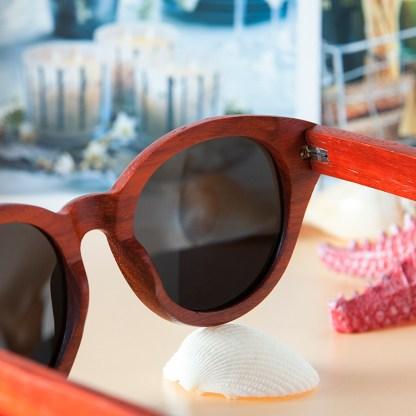 Ochelari de soare din lemn de bambus Bobo Bird