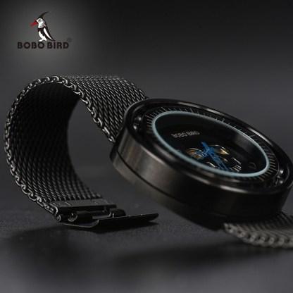 Ceas din inox Bobo Bird
