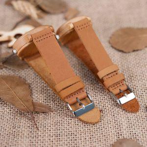 Set ceas din lemn Bobo Bird