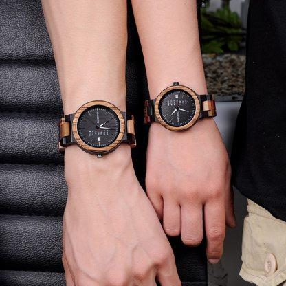 Set ceas Bobo Bird pentru cupluri