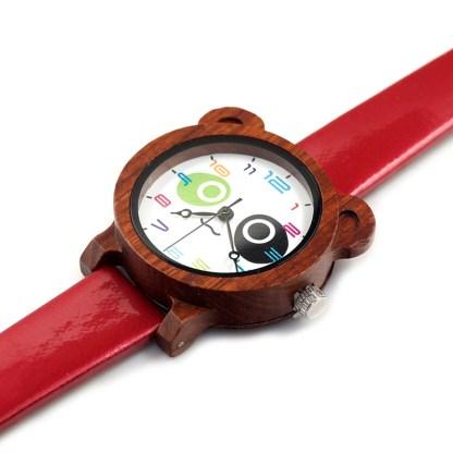 Ceas din lemn Bobo Bird