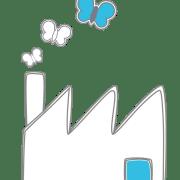 Logo vlinderfabriek