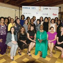 Honorees of Achieving My Purpose, Inc. (AMP)