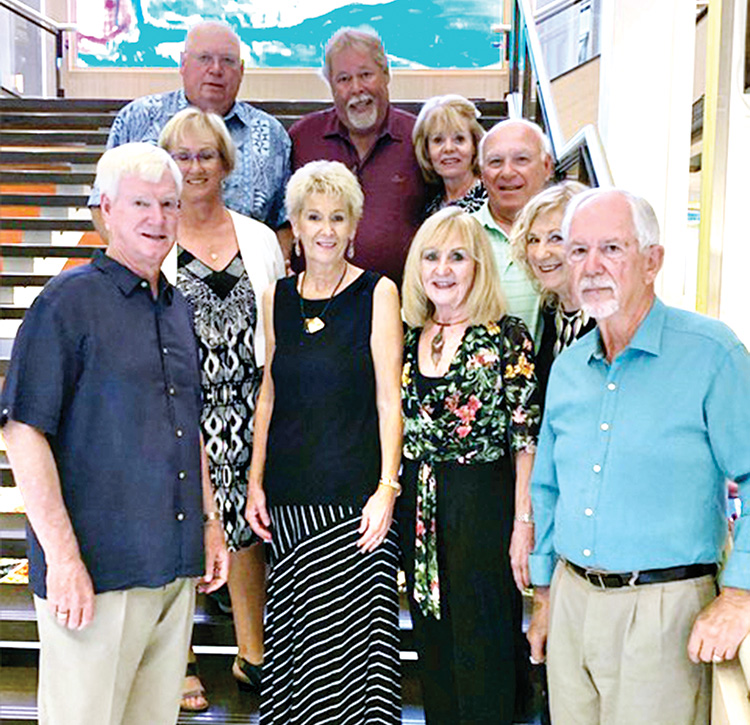 PebbleCreekers cruise to Cuba on the Viking Star.