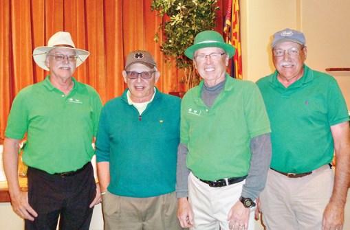 Ron Steelman, Jim Quattrone, Rob Risden, Willard Bradshaw