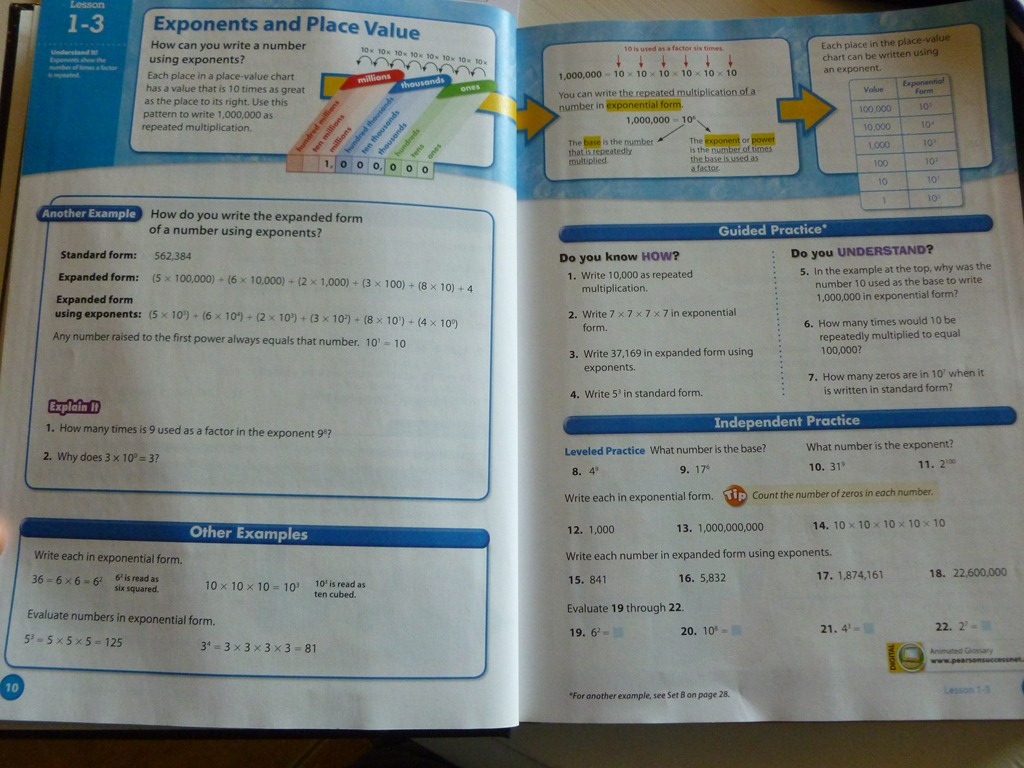 Envision Math Grade 5th Grade Workbook 15 2