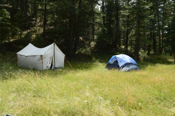 Selecting Vacation Accommodations Camping