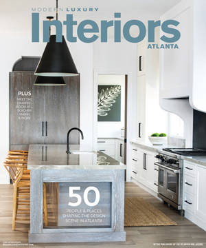 Pebbles Nix Interiors Press Modern Luxury Interiors Atlanta Feb 2020