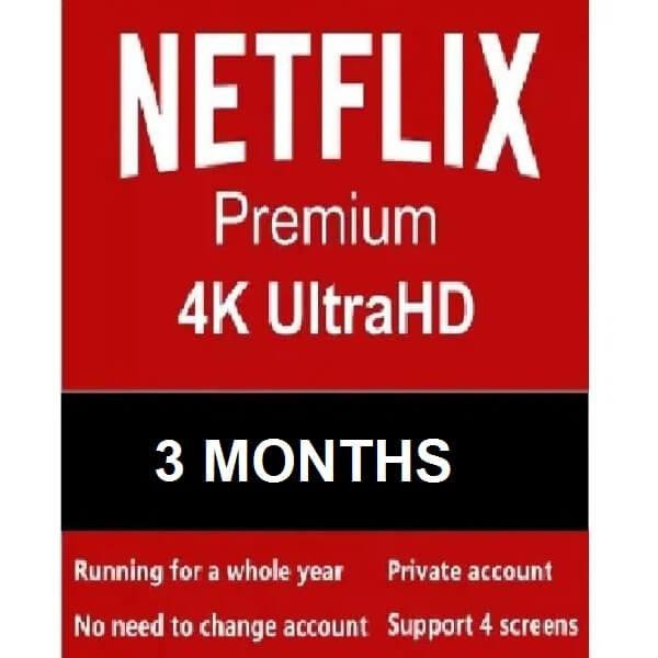 Netflix Subscriptions