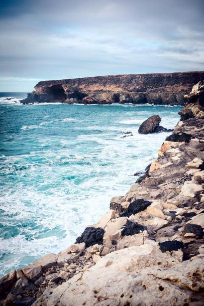 Felsenküste, Fuerteventura