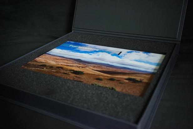 Fotobuch + Geschenkbox