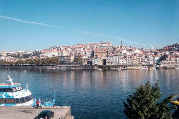 Porto von der anderen Flußseite aus