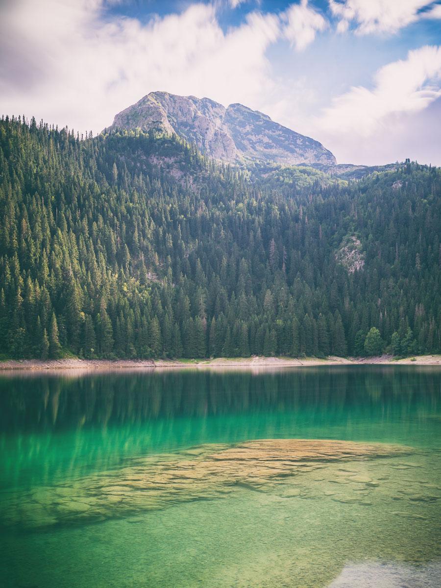Black Lake, Montenegro
