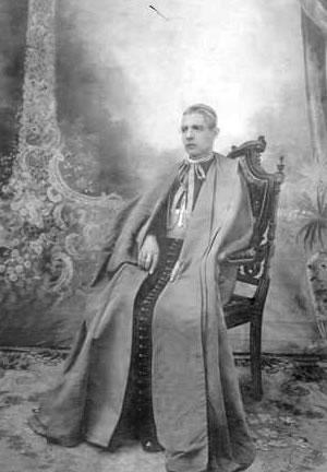 Dom Joaquim Domingues de Oliveira em 1914