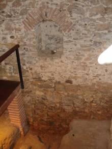 Ruínas da capela do Colégio em Reritiba - ES, onde Pe. Anchieta rezava.