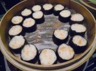 Seafood dimsum