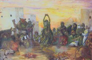 Domari Dance