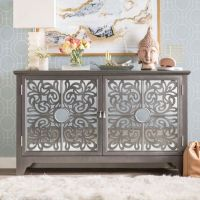 36+ The Importance Of Teal Buffet Cabinet 1