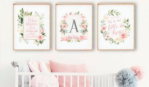 39+ Cute Pink Nursery Tips