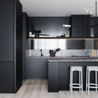 39+ Ruthless Black Kitchen Ideas Strategies Exploited 276