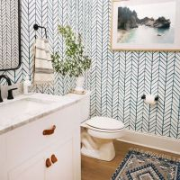 40+ What Absolutely Everyone Is Saying About Bathroom Wallpaper Ideas and What You Should be Doing