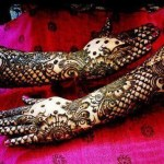 Eid Latest Henna Designs 2016 for Hands