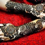 New Look Mehndi Designs 2016