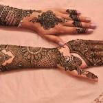 Beautiful Hands Girl Mehndi Designs 2016