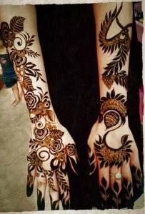 Henna Tattoos Indian Style 2017