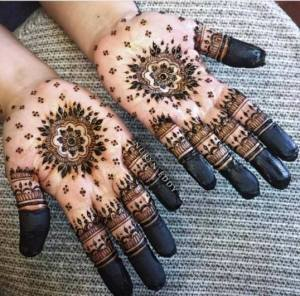New Indian Mehandi Tattoos 2017
