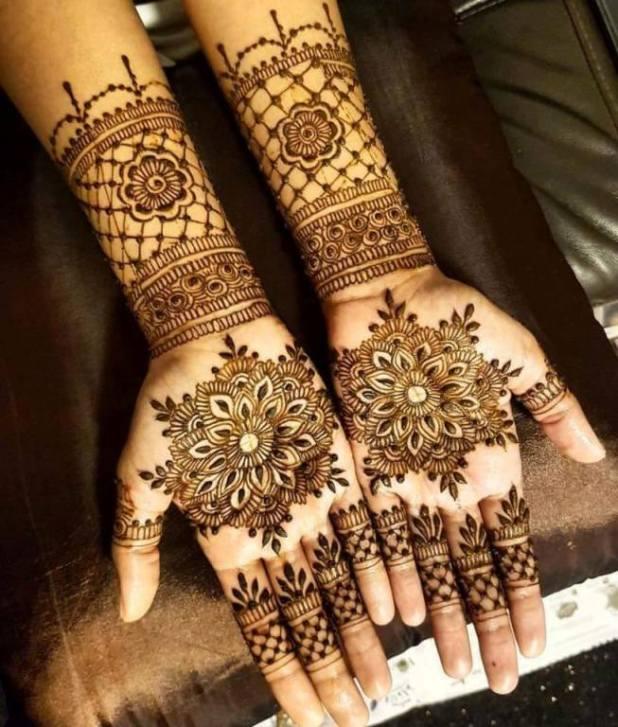 New Hand Henna Design 2017