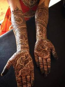 Marriage Mehndi Designs 2018
