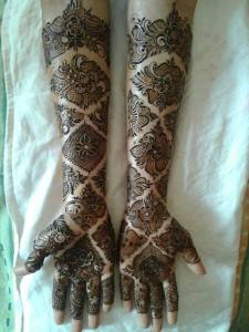 New Fashion Henna Designs 2017 Punjabi