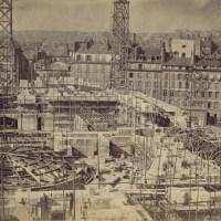 Louis-Emile Durandelle, le photographe et les architectes