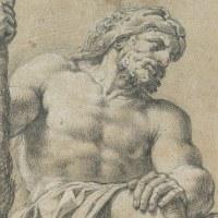 De sanguine, de pierre noire et d'encre, dessins français du XVIIe siècle