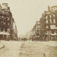 L'esthétique de la ruine. Paris, 1871, photographies des lendemains de la Commune