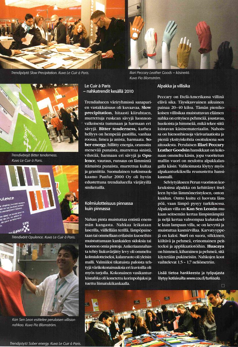 Turkistalous Magazine - 1